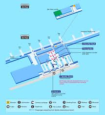 airport terminal floor plan guide for facilities in manila ninoy aquino international