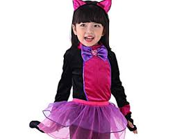 Pink Halloween Costumes Toddler Cat Costume Etsy