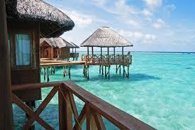 chambre sur pilotis hôtel fihalhohi resort villas sur pilotis maldives ecotour