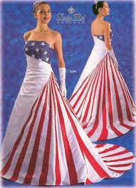 Red And White Wedding Dresses 134 Best Red White And Blue Patriotic Wedding Images On Pinterest