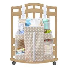 Changing Table Caddy Biubee Baby Large Nursery Organizer 17 3 X