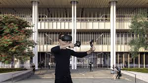 Designing Buildings Virtual Reality Offers Mecanoo A New Way Of Designing Buildings