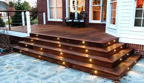 menards solar deck lights deck lights decks and lighting 5 lighting tips to enhance your deck