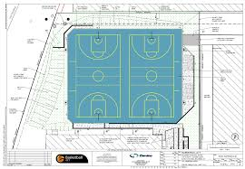 basketball act outdoor 3x3 courts development