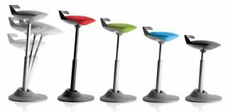 wobble in your office chair to combat the effects of sitting