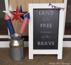 Memorial Day Decor 59 Ideal Patriotic Craft Home Decor Idea To Celebrate 4th July