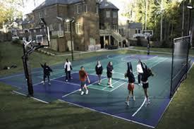 backyard courts andover ma sport court new england