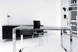 Black Reception Desk Incredible Ideas Long Black Desk With Black Reception Desk