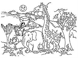 zoo coloring pages preschool printable zoo coloring pages me of sheet we are all magical zoo