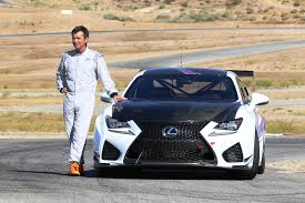 lexus rc f near me lexus rc f gt concept competing at pikes peak this year
