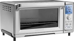 Cuisinart Convection Toaster Oven Tob 195 Cuisinart Chef U0027s Convection Toaster Pizza Oven Silver Tob 260