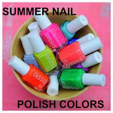 my favorite summer nail polish colors tt new york