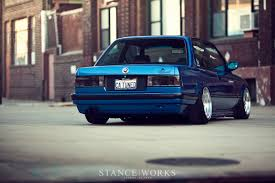 stance bmw e30 unexpected intentions u2013 catuned u0027s bmw e30 325is lowered