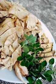 thanksgiving turkey with and herb marinade recipe tutorial