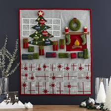 christmas advent calendar crate and barrel