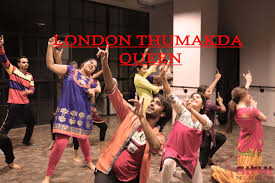 london thumakda queen choreography by bhaavesh gandhi youtube