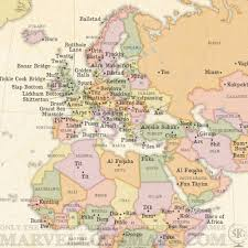 Map Of Africa And Europe by This Rude Map Of The World Will Make You Laugh Hard