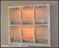 shadow box with shelves and glass door 20 ways to repurpose old windows upcycled window projects