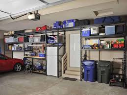 garage shelving systems big garage shelving systems