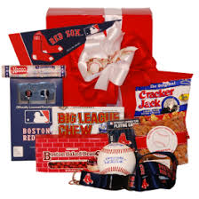 boston gift baskets boston sox gift basket gifts for boston sox fans