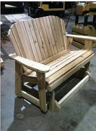 garden glider bench 44