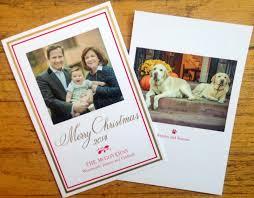 custom holiday cards on blog nico and lala