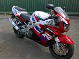 honda x8r used honda cbr900 1997 r motorcycle for sale in hayling island