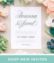 wedding invitations match your color style free