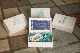 bridesmaids boxes getting crafty with diy bridesmaids boxes expected