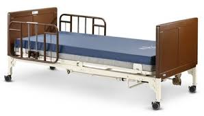 Hospital Bed Rails Invacare G5510 G Series Bed With Mattress U0026 Side Rails
