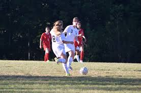 girls soccer brianna pereira scores four goals in cedar grove 4 1