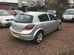 2007 vauxhall astra club 16v twinport 1 500