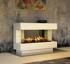 Contemporary Electric Fireplace Electric Fireplace Contemporary Open Hearth Floor Mounted