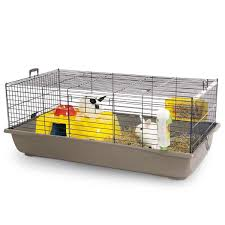 Indoor Hutch Savic Nero De Luxe 4 Rabbit Cage On Sale Free Uk Delivery