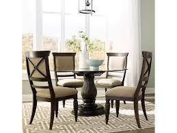 broyhill furniture jessa 5 piece dining set with upholstered seat