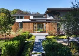 modern home design new england modern new england dwelling overlooking a blueberry farm