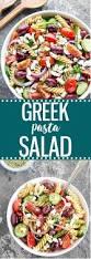 easy greek pasta salad as easy as apple pie