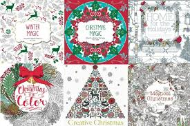 free christmas coloring pages create