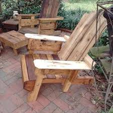 Homemade Adirondack Chair Plans Pallet Furniture Plans Diy Pallet Projects Pallet Ideas Part 26