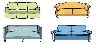 Different Types Of Home Decor Styles 10 Sofa Styles Different Types Of Couches