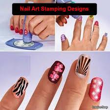 18 stylish nail art stamping designs 2015 u0026 history
