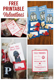 wars valentines day cards wars valentines free printable s day cards