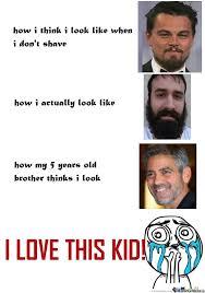 Shaving Meme - not shaving by w meme center