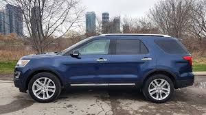 ford explorer 2017 2017 ford explorer limited test drive review