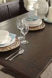 Rustic Pine Dining Tables St Claire Rustic Pine Extendable Rectangular Dining Table From