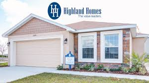 oleander ii home plan by highland homes florida new homes for