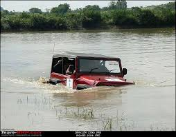 water jeep how to stop jeep from stalling in water team bhp