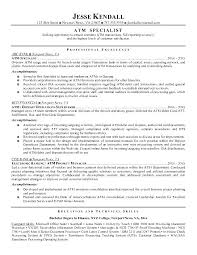 Sample Resume For Banking Operations by Banking Resume Examples 9 Investment Banking Resume Examples