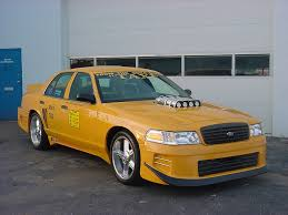 taxi bodykit body and interior crownvic net