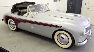 volvo roadster 1952 nash healey roadster supercars net